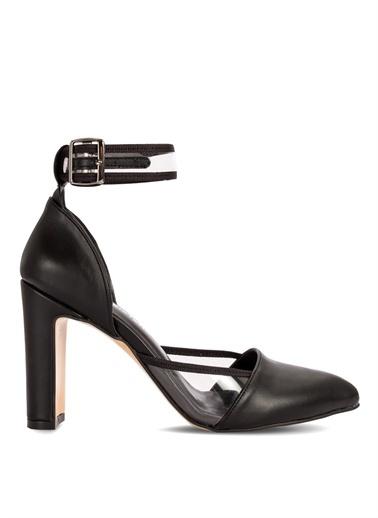 Sole Sisters Topuklu Ayakkabı Siyah - Sabeena Siyah